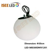 Ballon LED DMX512 de RVB polychrome programmable
